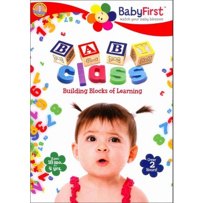 BabyFirst: Baby Class - Building Blocks of Learning