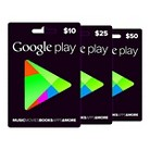 Google Play Collection ($10, $25, $50)