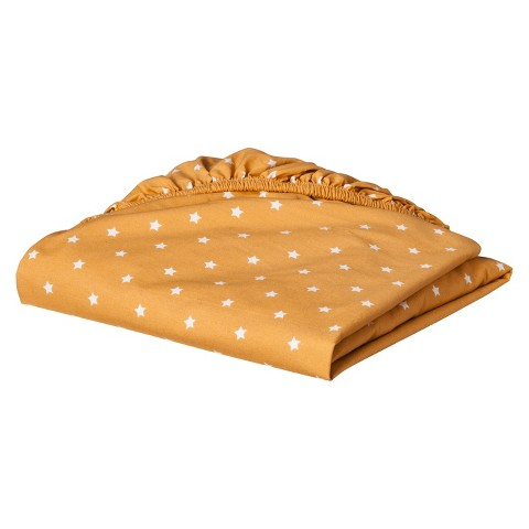 Star Light Fitted Crib Sheet