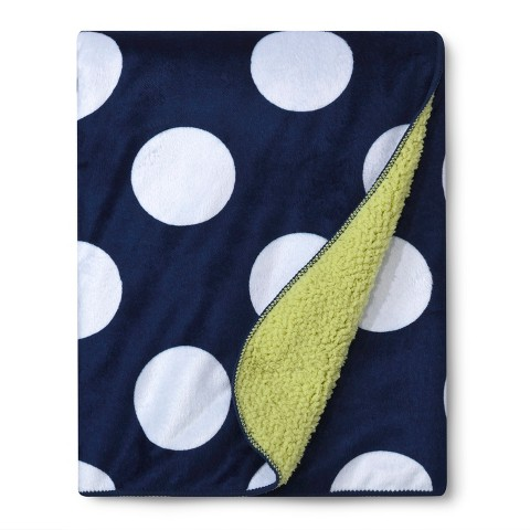Circo® Valboa Big Dottie Blanket