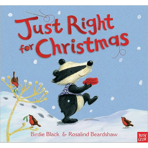 Just Right for Christmas (Reprint) (Hardcover)
