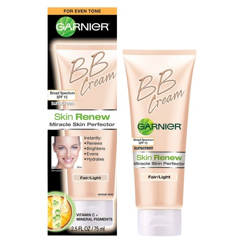 Garnier® Skin Renew Miracle Skin Perfector BB Cream: Normal to Dry Skin