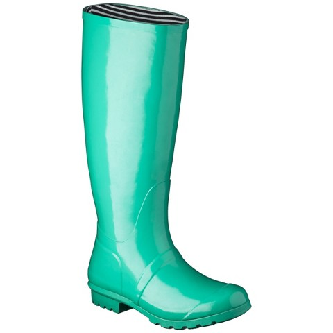 Women's Classic Knee High Rain Boots
