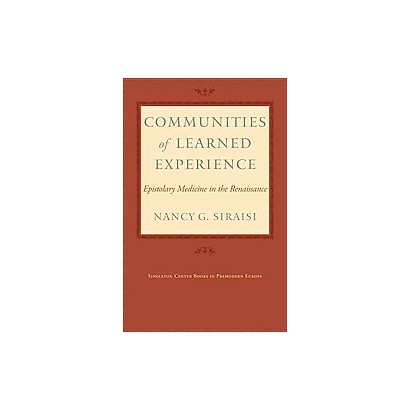 Communities of Learned Experience (Hardcover)