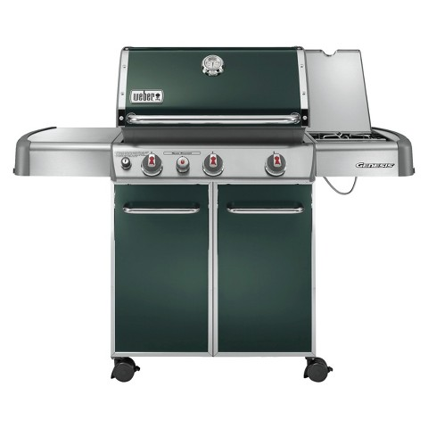 Weber Genesis E-330 LP Gas Grill - Assorted Colors