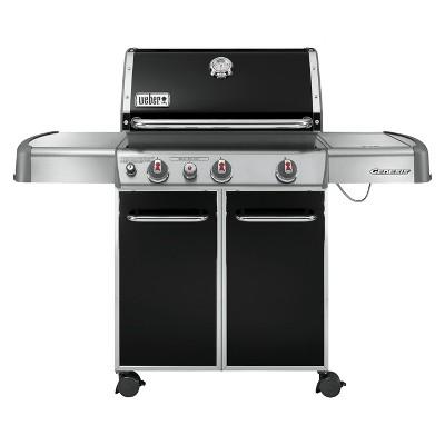 Weber® Genesis® E-330™  LP Gas Grill- Black