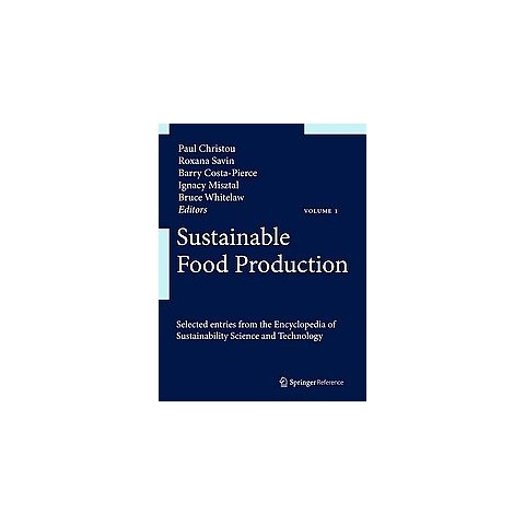 Sustainable Food Production (Hardcover)
