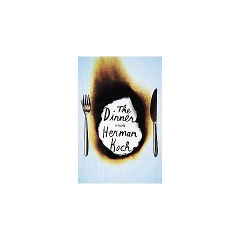 The Dinner (Hardcover)