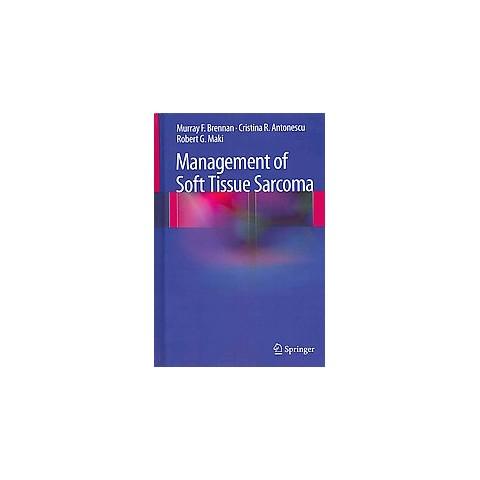 Management of Soft Tissue Sarcoma (Hardcover)