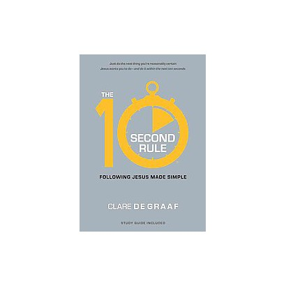 The 10-second Rule (Reprint) (Hardcover)