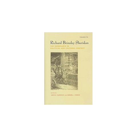 Richard Brinsley Sheridan (Hardcover)