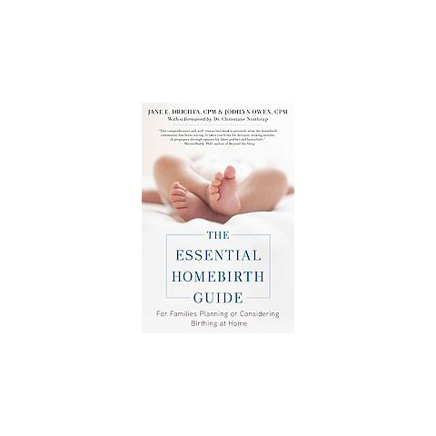 The Essential Homebirth Guide (Paperback)