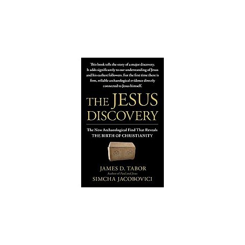 The Jesus Discovery (Reprint) (Paperback)