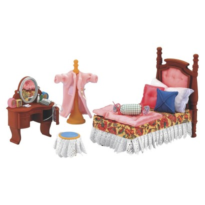 Fisher-Price Loving Family Deluxe Parents Bedroom