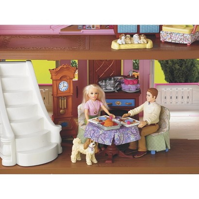 Fisher-Price Loving Family Deluxe Dining Room