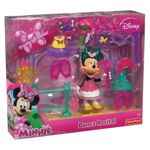 Fisher-Price® Disney's Minnie Mouse Dance Recital Deluxe Bow-tique