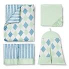 Sweet JoJo Designs Argyle Bedding Set