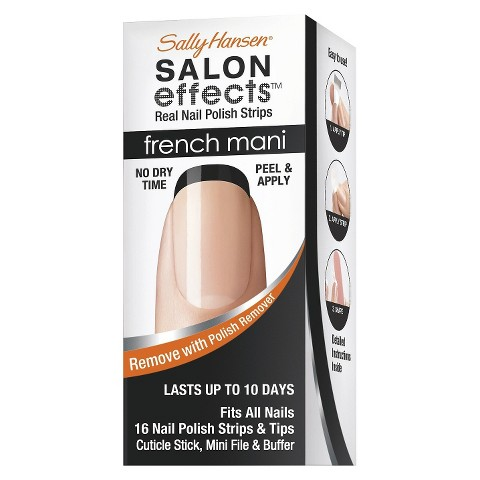 Sally Hansen Salon Effects French Manicure