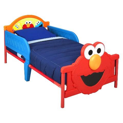 Delta Children 3 D Toddler Bed Target