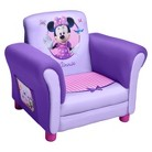 Delta Children's Products Upholstered Chair - Minnie Mouse