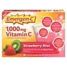 Emergen-C® Vitamin C Strawberry - Kiwi Dietary Supplement - 30 Count