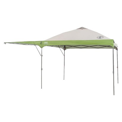 10x16 Canopy White/Green 10' x 16'