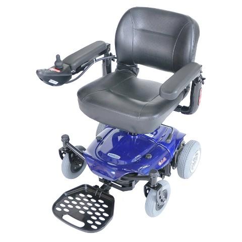 Drive Medical Cobalt Power Wheelchair - Blue