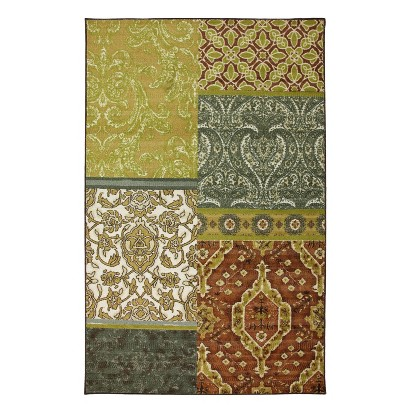 Mohawk Home Traditional Lucca Bella Area Rug