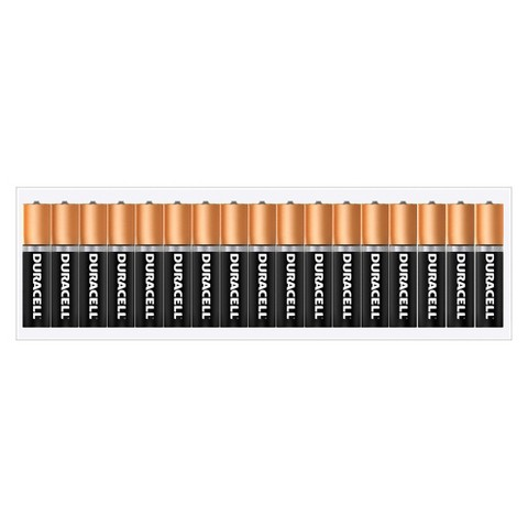Duracell Coppertop AAA Batteries - 34 Count - (65993)