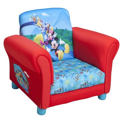 Delta Children's Products Disney Upholstered Chair - Mickey Mouse
