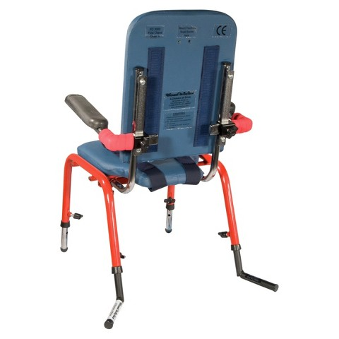 Drive Medical Anti Tipper for First Class School Chair - Blue and Orange