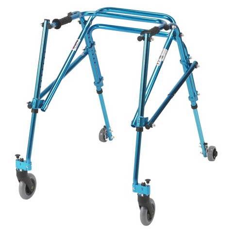 Drive Medical Nimbo Gait Trainer - Blue