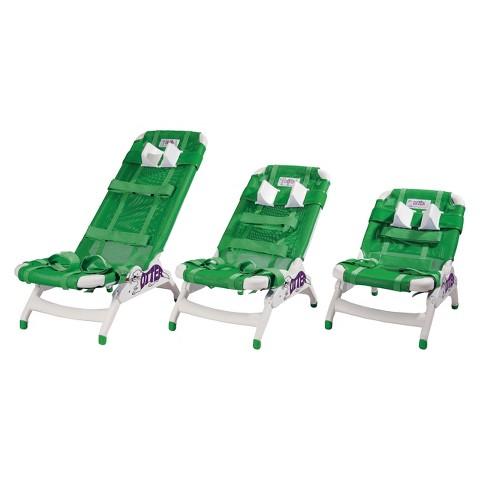 Drive Medical Drive Pediatric Bath Chairs - Green and white (Small)