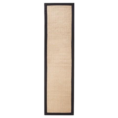 "Threshold™ Yuma Runner - Black (1'10""x7')"
