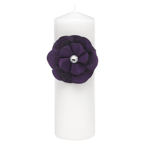 Floral Fantasy Unity Candle