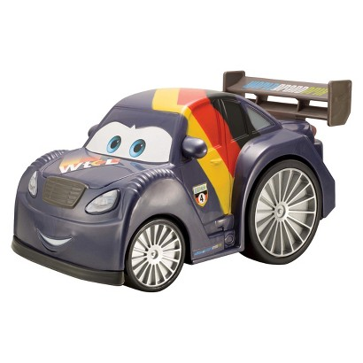 Cars Rev Ups Ripstick Racer Max Schnell Vehicle