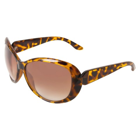 Cateye Sunglasses - Tortoise