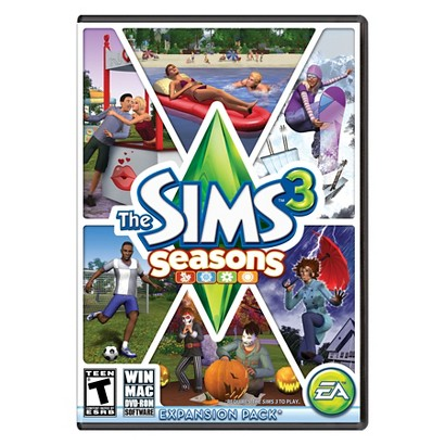 The Sims 3 Seasons (PC Game)