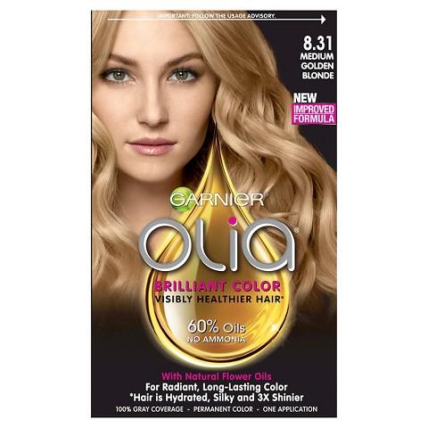 Garnier® Olia™ Oil Powered Permanent Haircolor