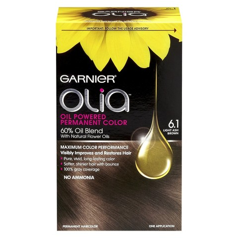 Olia Hair Color In Dark Soft Mahogany | Dark Brown Hairs