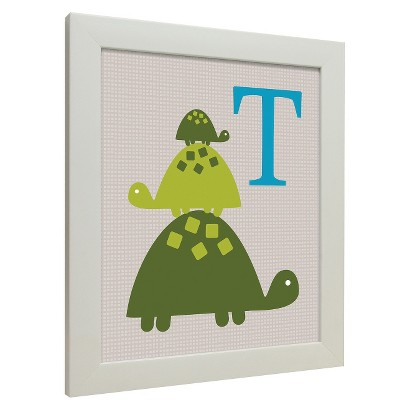 Icons - Forest Friends Wall Art - Turtles