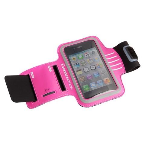 iFrogz Motion Armband for iPhone® - Pink (IFZ-ARMBAND-PNK)