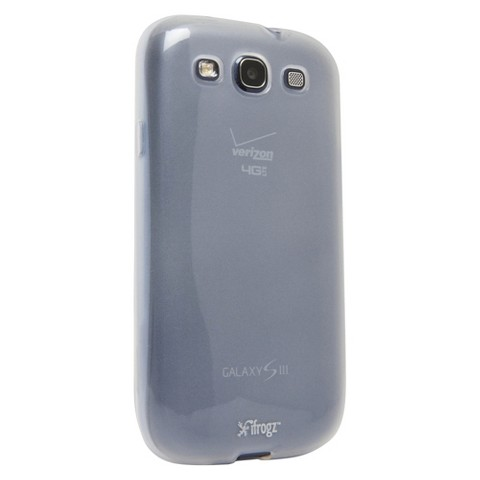iFrogz Soft Gloss Case for Galaxy S3 - Clear (GS3-SGCLR)