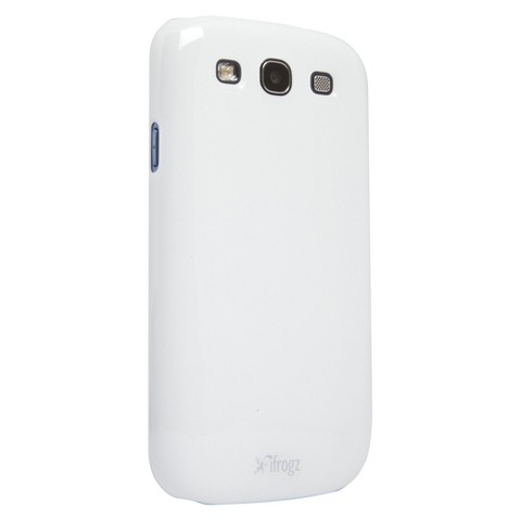 iFrogz Ultra Lean Case for Galaxy S3 - White (GS3-ULWHT)