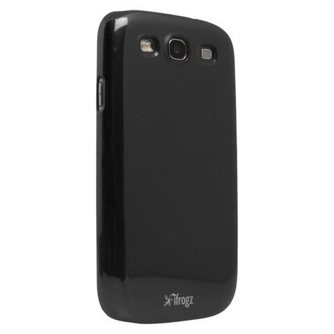iFrogz Ultra Lean Case for Galaxy S3 - Black (GS3-ULBLK)