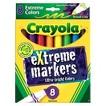 Crayola 8ct Extreme Markers