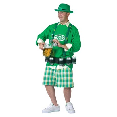 Men's Cheers N' Beers Costume - One Size Fits Most