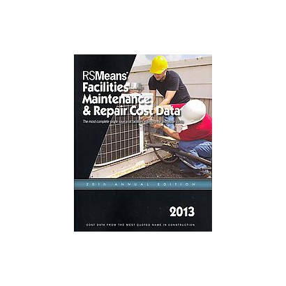 RSMeans Facilities Maintenance & Repair (Annual) (Paperback)