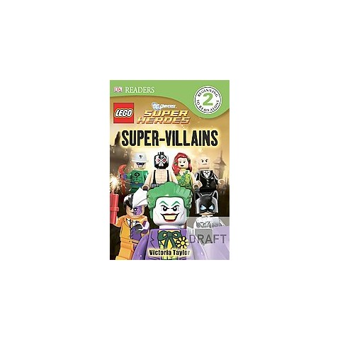 Super-Villains (Hardcover)
