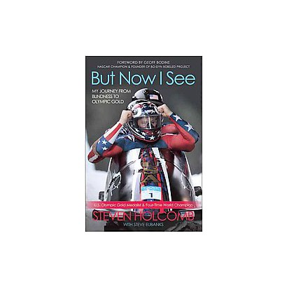 But Now I See (Hardcover)